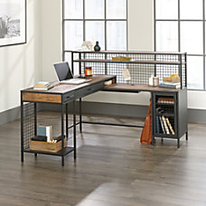 Sauder Boulevard Caf L Shaped Desk