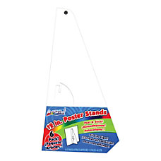 ArtSkills Easel Backs 12 White Pack