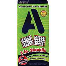 ArtSkills Stencil Kit Pack Of 60