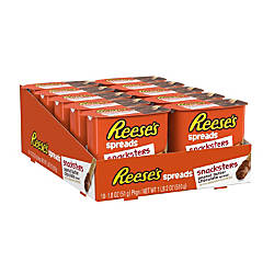 Reeses Spreads Snacksters With Graham Dippers