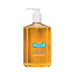 Gojo Micrell Antibacterial Lotion Soap Fresh
