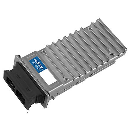 AddOn Cisco DWDM-X2-44.53 Compatible TAA Compliant 10GBase-DWDM 100GHz X2 Transceiver (SMF, 1544.53nm, 80km, SC)