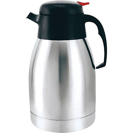Brentwood 1.2 Liter Vacuum Stainless Steel Coffee Pot (CTS-1200)