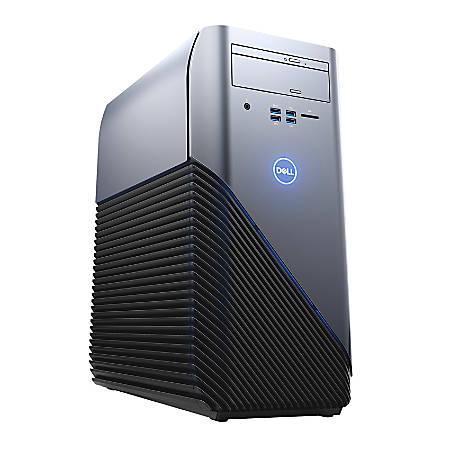 Dell™ Inspiron Desktop PC, AMD Ryzen™ 5, 8GB Memory, 1TB Hard Drive, RX 570 4GB, Windows® 10 Home, Demo