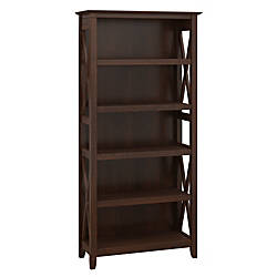 Bush Furniture Key West 5 Shelf