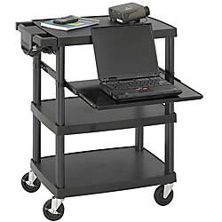 Safco Multimedia Projector Cart