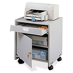Safco PrinterMachine Stand Gray