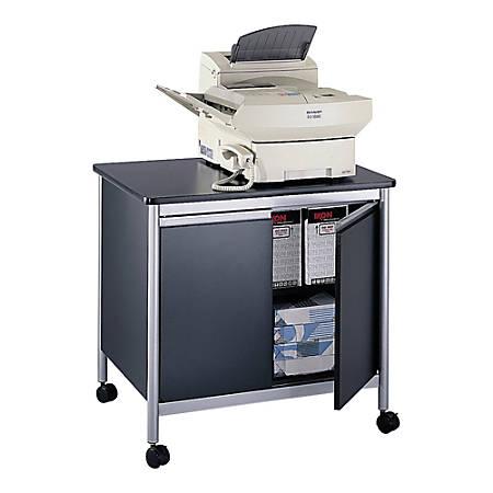 Safco® Deluxe Machine Stand, 30 1/8