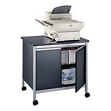 Safco Deluxe Machine Stand 30 18