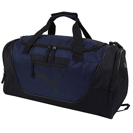 PUMA Evercat Contender Duffel Bag, Navy