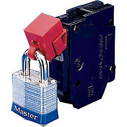 No Hole Circuit Breaker Lockouts