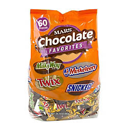 Mars Chocolate Fun Size Variety Mix