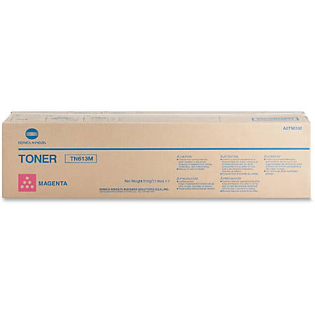 Konica Minolta TN-613M Original Toner Cartridge