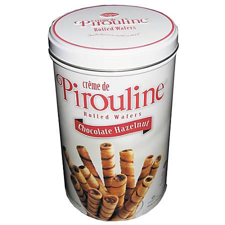De Beukelaer® Creme De Pirouline Wafers, 14 Oz Tin