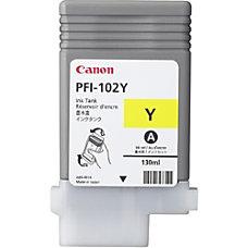 Canon PFI 102 Y 130 ml