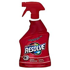 Resolve Professional Spot Stain Carpet Cleaner