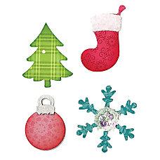 Sizzix Bigz Dies Christmas Tree Ornament