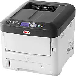 Oki C712dn LED Printer Color 1200