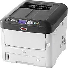 Oki C712dn LED Printer Color 1200
