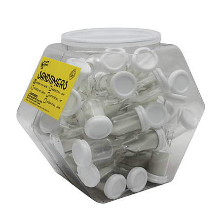 Koplow Games 1-Minute Sand Timer, Ages 4-12, Pack Of 25