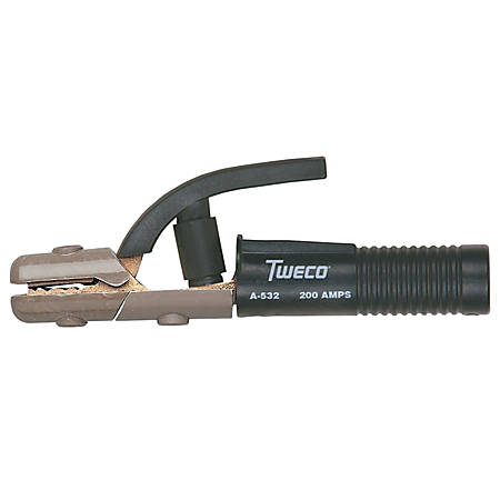 """Tweco Electrode Holders, 220A, 5/32"""" Capacity"""