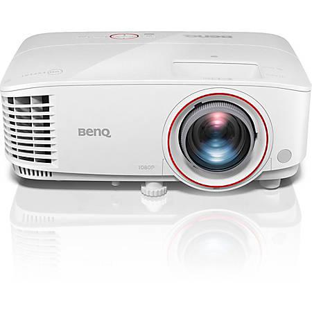 089061a345e BenQ TH671ST 3D Ready Short Throw DLP Projector - 16:9 - 1920 x 1080