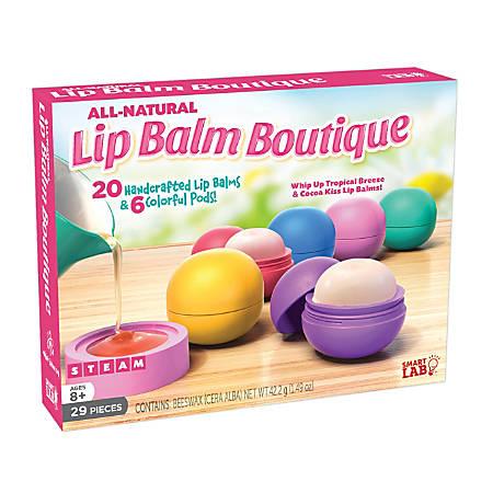 SmartLab QPG Lab For Kids, All-Natural Lip Balm Boutique, Grade 3 - 10