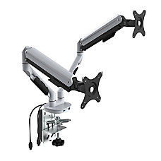 Loctek Q7 Monitor Arm Dual 15
