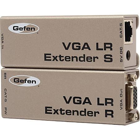Gefen VGA Extender LR - 1 x 1 - VGA, WUXGA - 330ft