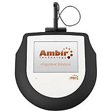 Ambir nSign SP200 RS2 Signature Pad
