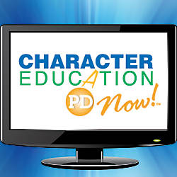 The Master Teacher Character Education PD