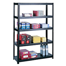 Safco Boltless Shelving 48 12 Wide