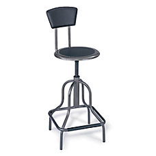 Safco Diesel Series High Base Stool
