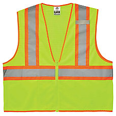 Ergodyne GloWear Safety Vest Economy 2