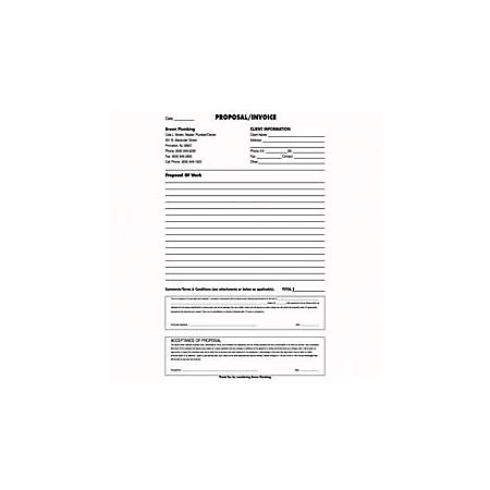 """Create Your Own Multi-Part Forms, 8 1/2"""" x 14"""", 4-Part, Box Of 250"""