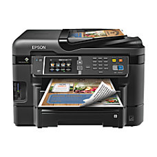 Epson WorkForce WF 3640 Wireless Color
