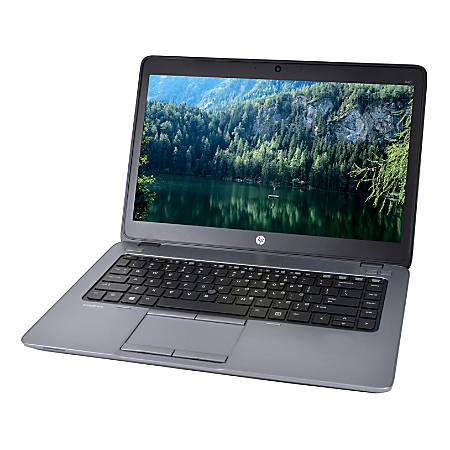 "HP EliteBook 840 G2 Refurbished Laptop, 14"" Screen, 5th Gen Intel® Core™ i7, 8GB Memory, 500GB Solid State Drive, Windows® 10 Professional, OD5-31223"