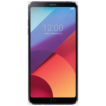 LG G6+ US997U Cell Phone, Astro Black, PLN100306