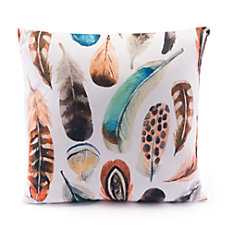 Zuo Modern Plumas 2 Throw Pillow