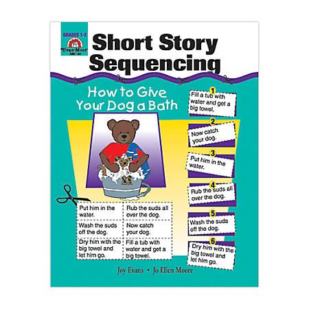 Evan-Moor® Sequencing, Short Story Sequencing