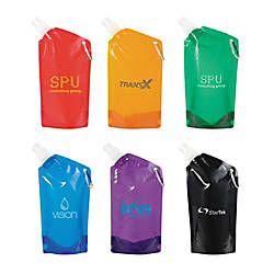 Cabo Water Bag With Carabiner 20