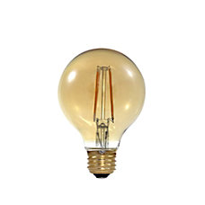 Euri G25 Amber Glass LED Filament