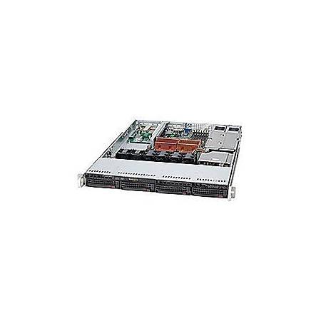 Supermicro SuperServer 6015C-NTRV Barebone System