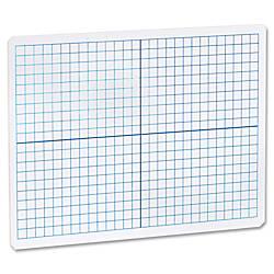 Flipside GridPlain 2side DryErase Lap Board