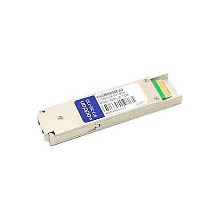 AddOn Citrix EW3Z0000588 Compatible TAA Compliant 10GBase-SR XFP Transceiver (MMF, 850nm, 300m, LC, DOM)