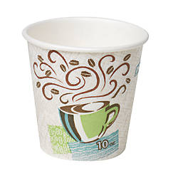 Dixie PerfecTouch Hot Cups 10 Oz