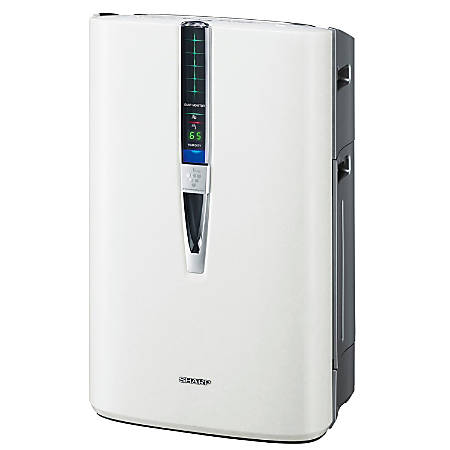 Sharp KC860U Plasmacluster Air Purifier - White