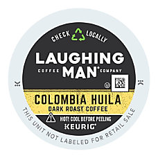 Laughing Man Columbia Huila Dark Roast