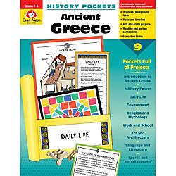 Evan Moor History Pockets Ancient Greece