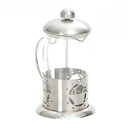 Mind Reader Perk 2.5-Cup French Press, Black